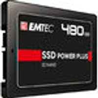 EmtecECSSD480GX150 Disque SSDInterne SATA Collection X150 Power Plus 3D NAND 480 GB