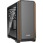 Be Quiet Silent Base 601 E ATX Black Orange Sans Window