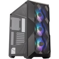 Cooler Master MasterBoxTD500 E ATX Black Avec Window