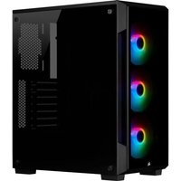 Corsair iCUE 220T ATX RGB Black Avec Window