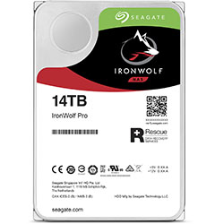 Seagate IronWolf 4 To